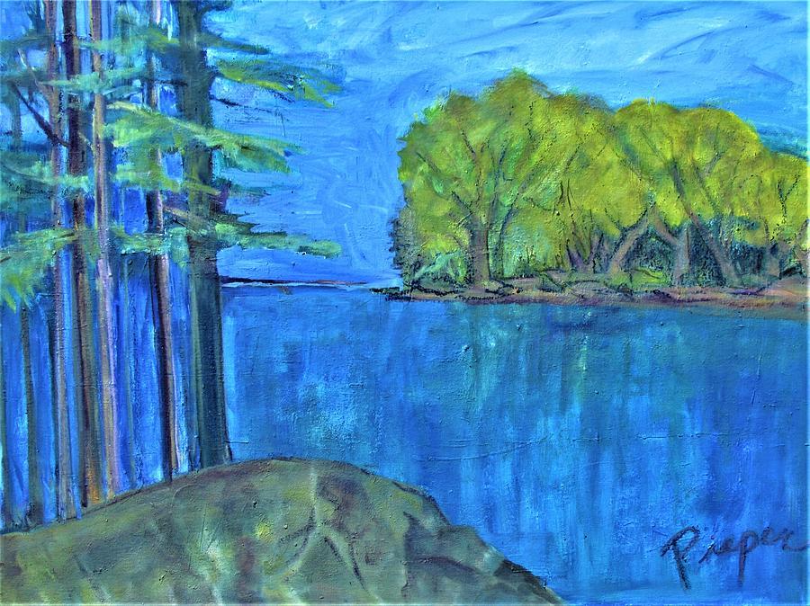 Two Islands by Betty Pieper