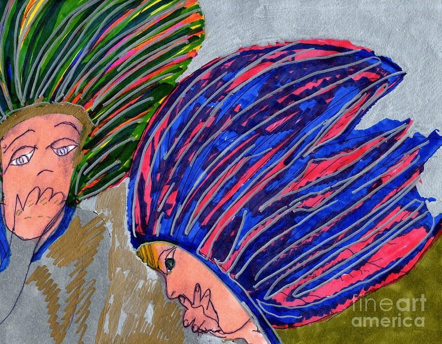 Two Little Injuns in Forest Lake by Elinor Helen Rakowski
