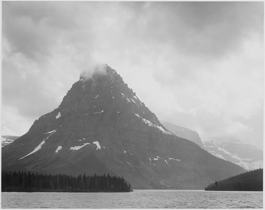 Two Medicine Lake, Glacier National Park Photograph by Buyenlarge