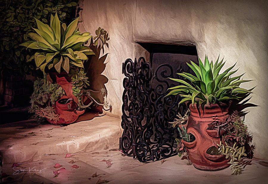 Two Pots by Steve Kelley