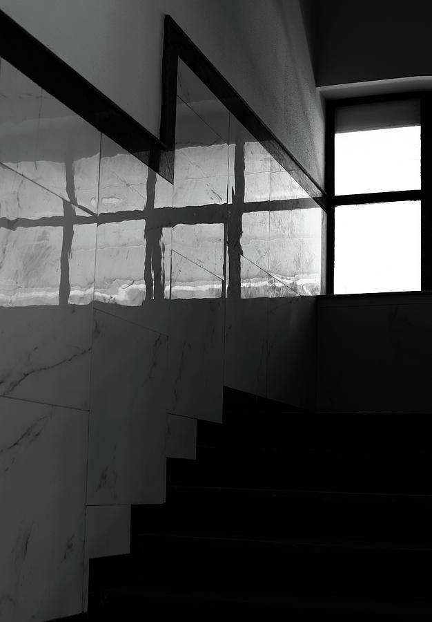 Two Window Panes by Prakash Ghai