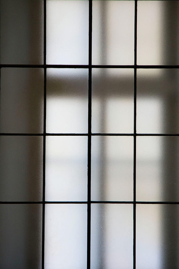 Two Windows Photograph by Gerard Hermand
