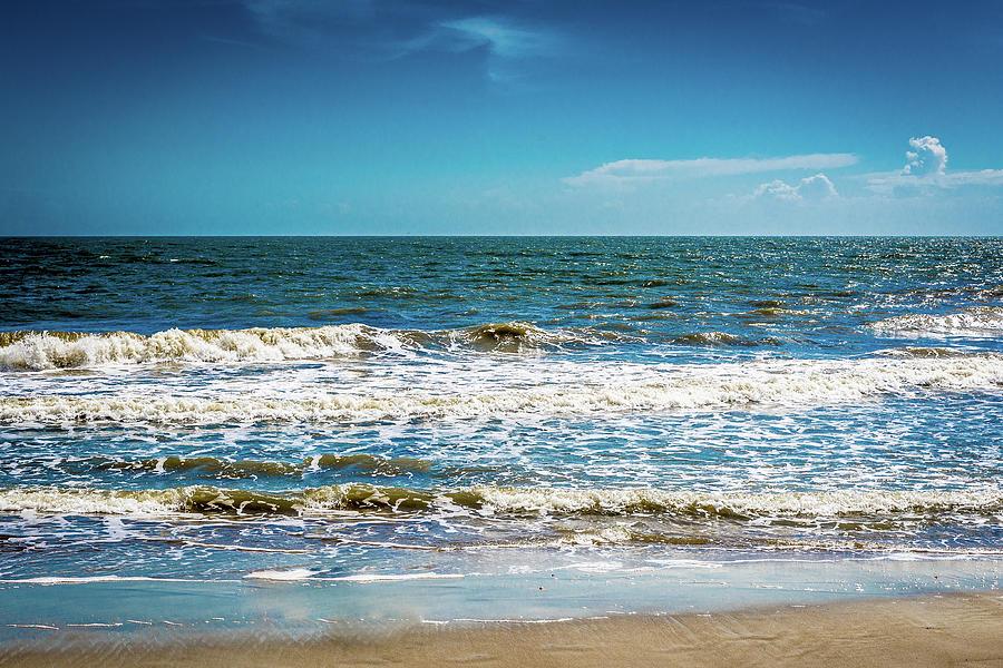 Tybee Tides by James L Bartlett