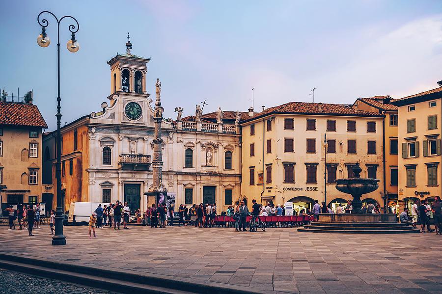 Udine - Piazza Matteotti by Alexander Voss