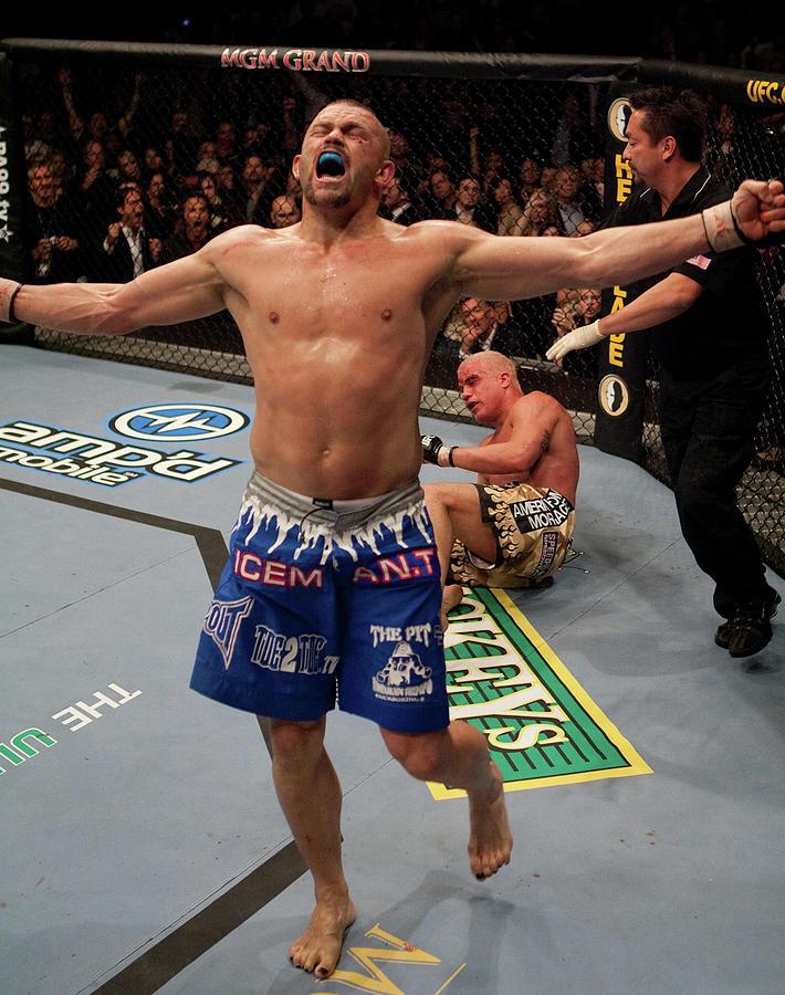 Afbeeldingen van UFC 66 Liddell vs Ortiz 2