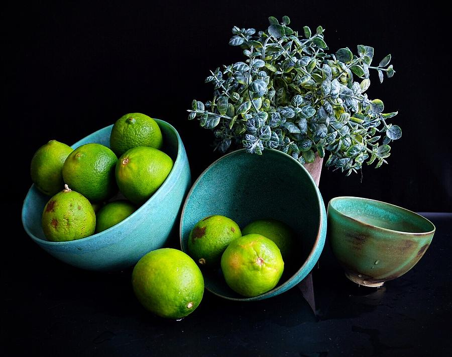 Ugly Limes by Sarah Phillips