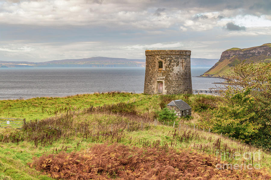 Uig Tower Photograph
