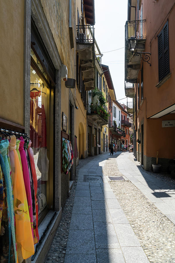 Ultimate Silk Shopping - Gallivanting Around Famous Bellagio on Lake Como in Lombardy Italy by Georgia Mizuleva