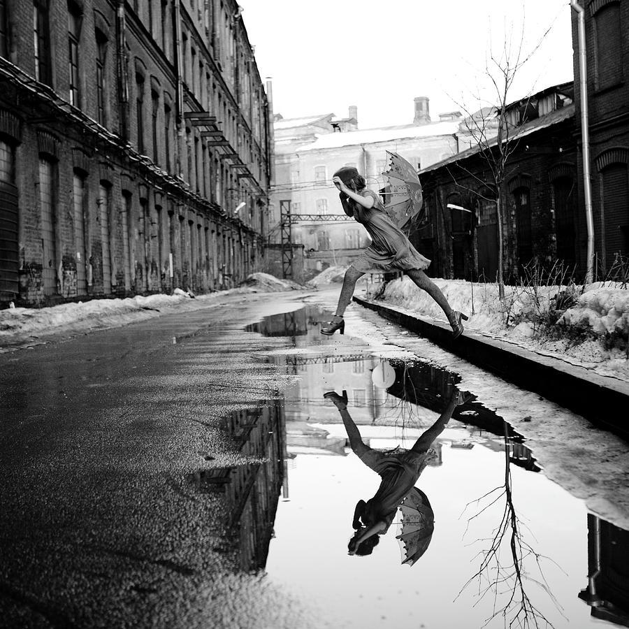 Umbrella Photograph by Anka Zhuravleva