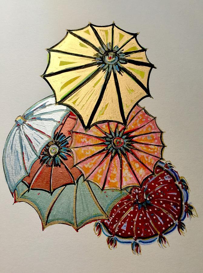 Umbrellas by Coco Olson
