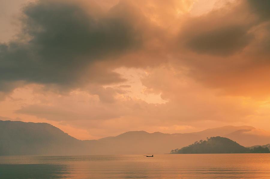 Umiam Lake, Shillong by Mahesh Balasubramanian