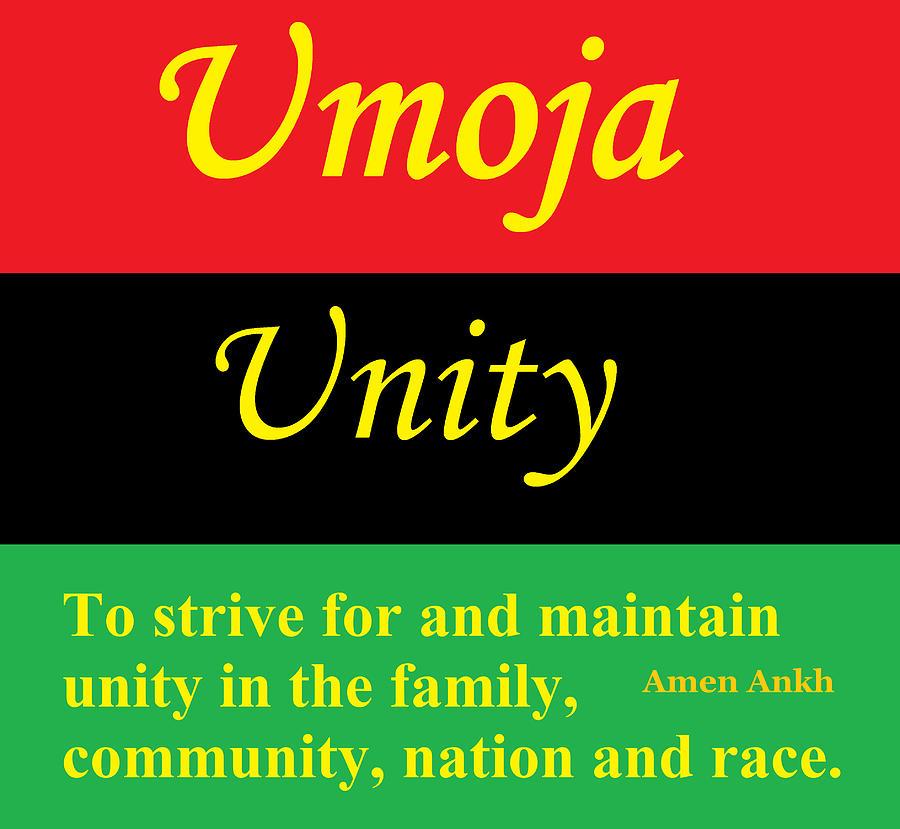 Umoja Unity by Adenike AmenRa