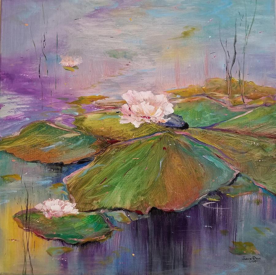 Unburdened Embrace by Judith Rhue