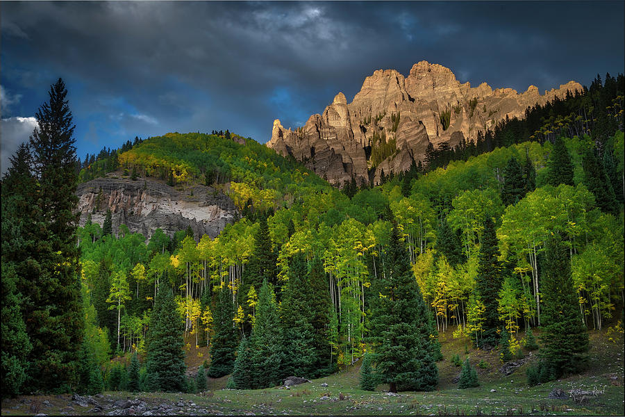 Uncompahgre Majesty by Richard Raul Photography