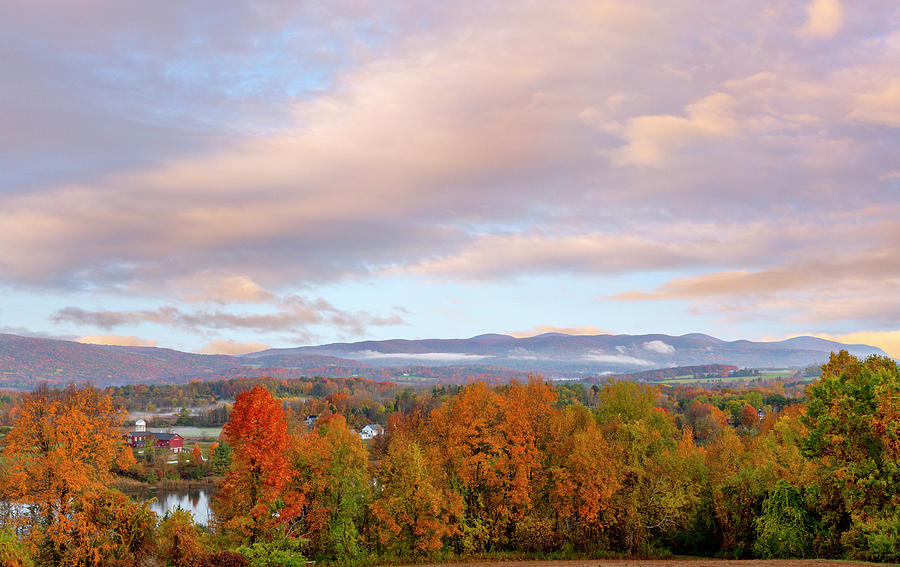Under Autumn Skies by Bill Wakeley