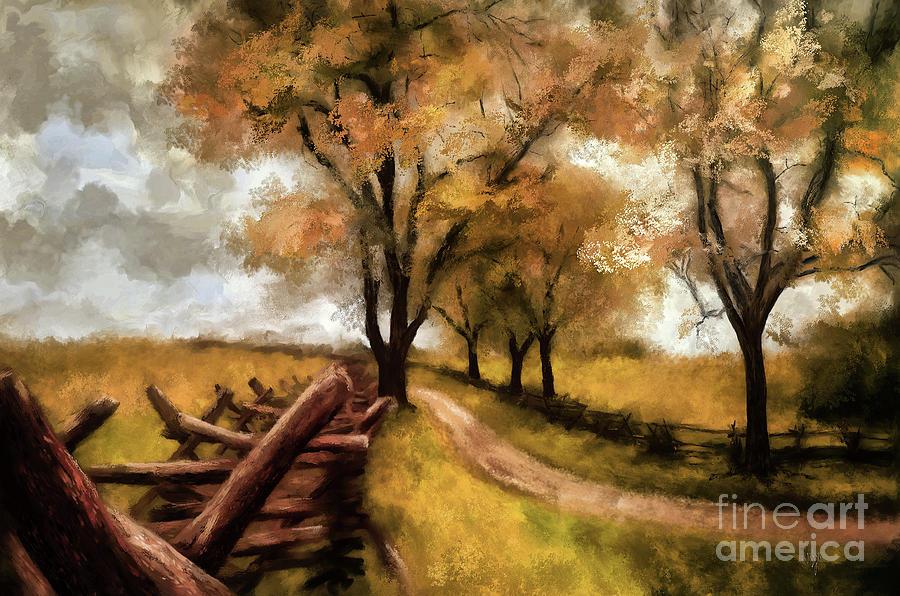 Under Autumn Skies by Lois Bryan