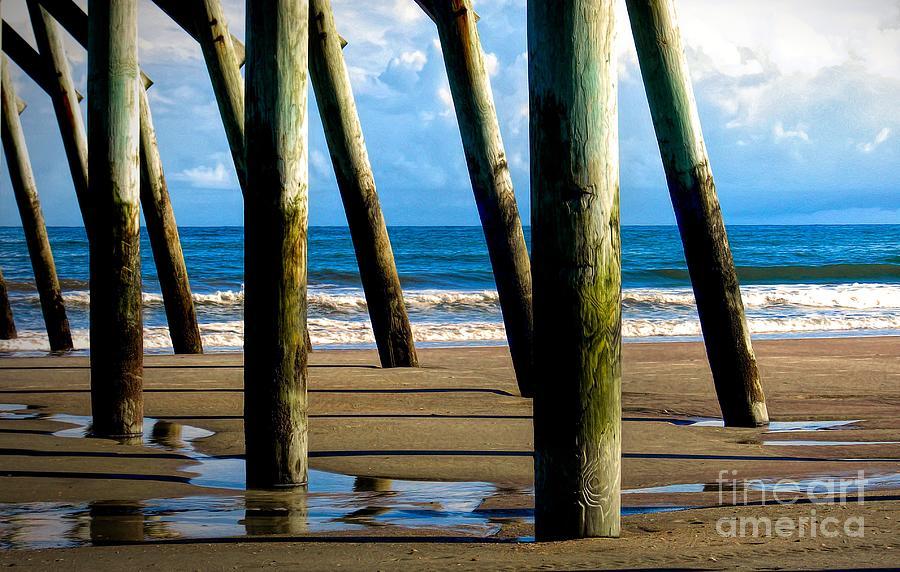 Under The Boardwalk by Paulette Thomas
