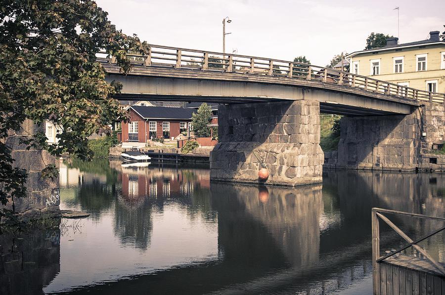 Under The Bridge Photograph