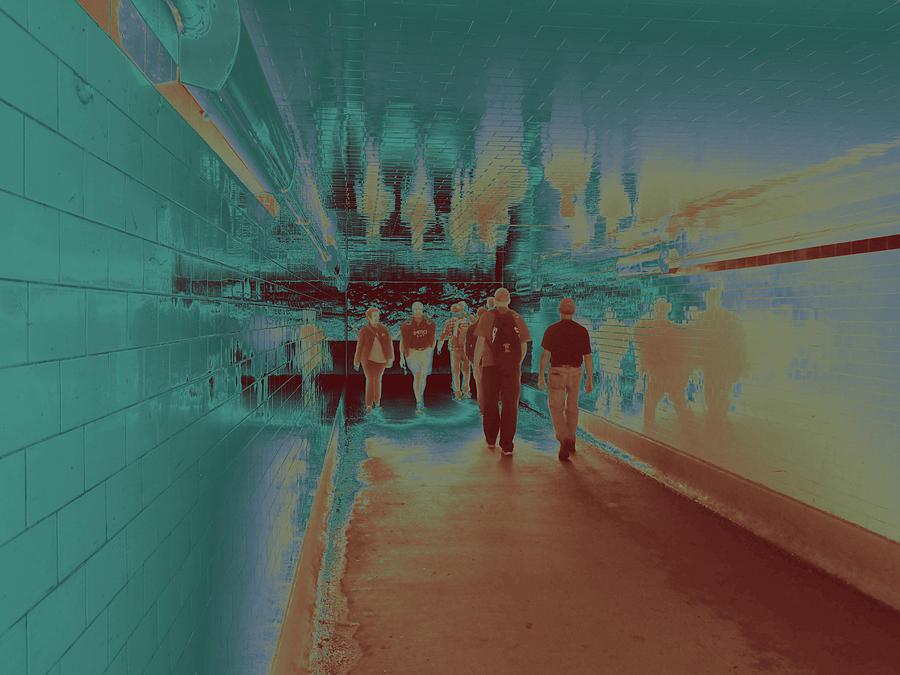 Under the Bridge by Krin Van Tatenhove