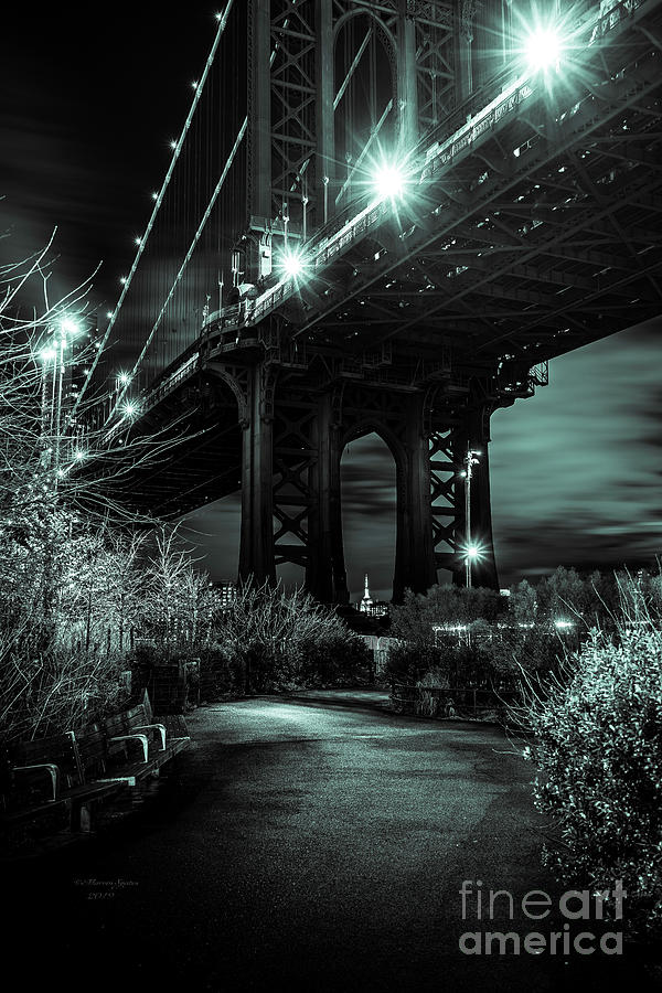 Under The Bridge by Marvin Spates