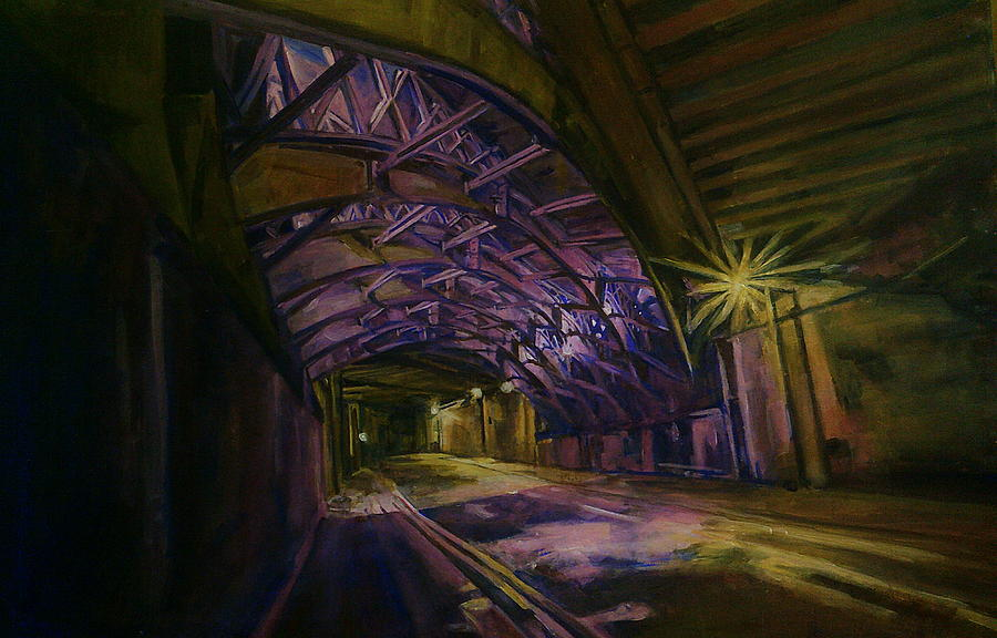Under The Bridge by Rosanne Gartner