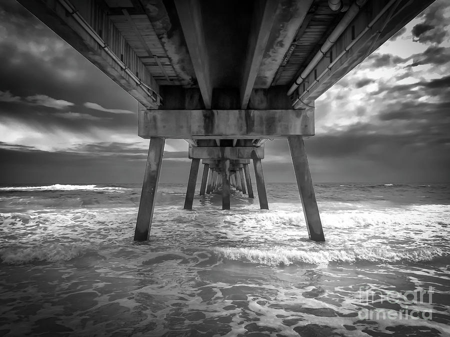 Under the Pier by Bob Mintie
