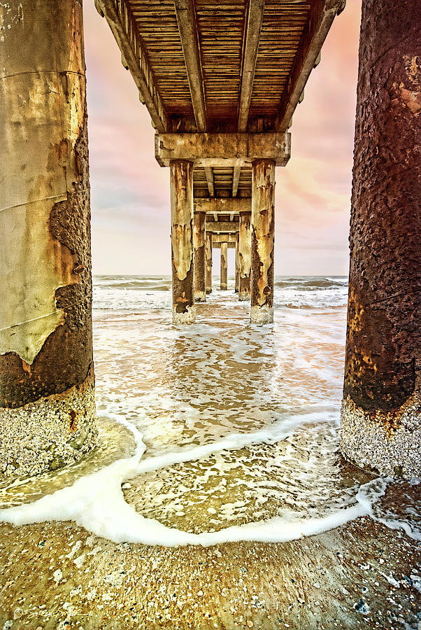 Under the Pier by Stacey Sather