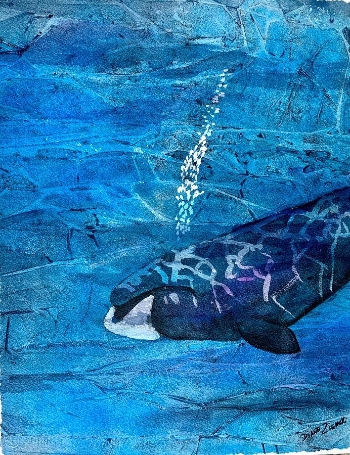 Under the sea by Diane Ziemski