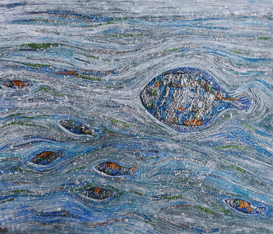 Under the Sea by Kathy Gales