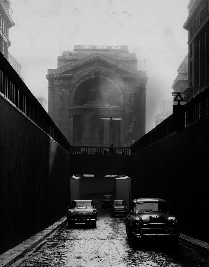 The Strand Photograph - Under The Strand by Reg Speller