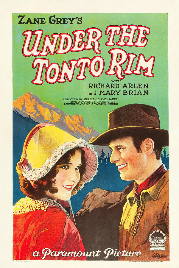 Under the Tonto Rim by Paramount Pictures