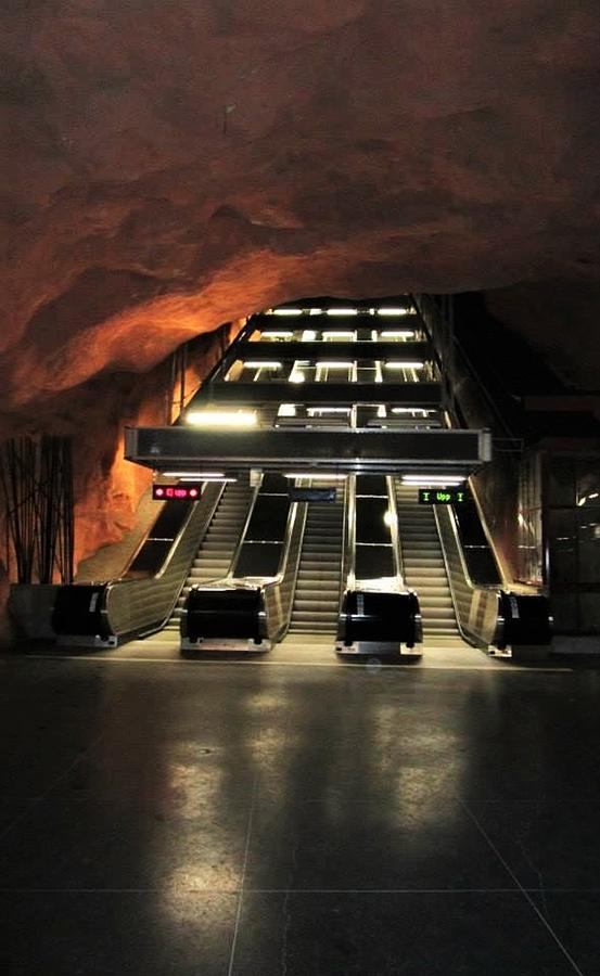 Underground Beauty by Rosita Larsson