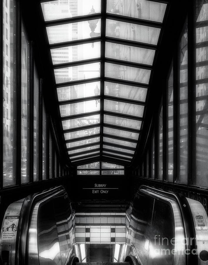 Underground by Izet Kapetanovic
