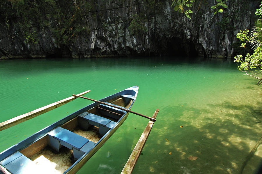 Underground River Photograph by Choongmin63