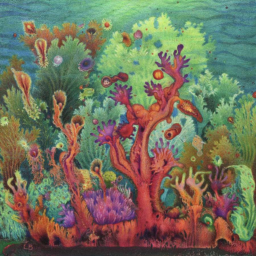 Undersea I by Lynn Bywaters