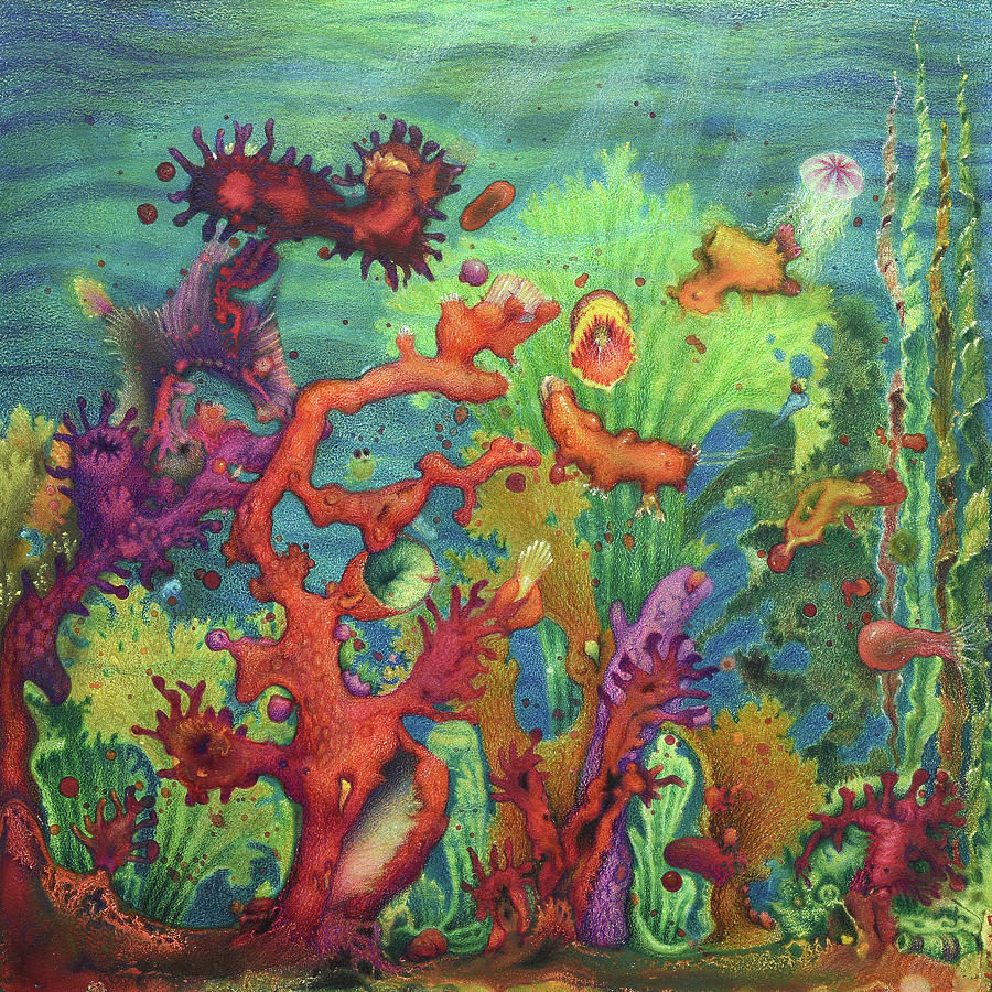 Undersea II by Lynn Bywaters