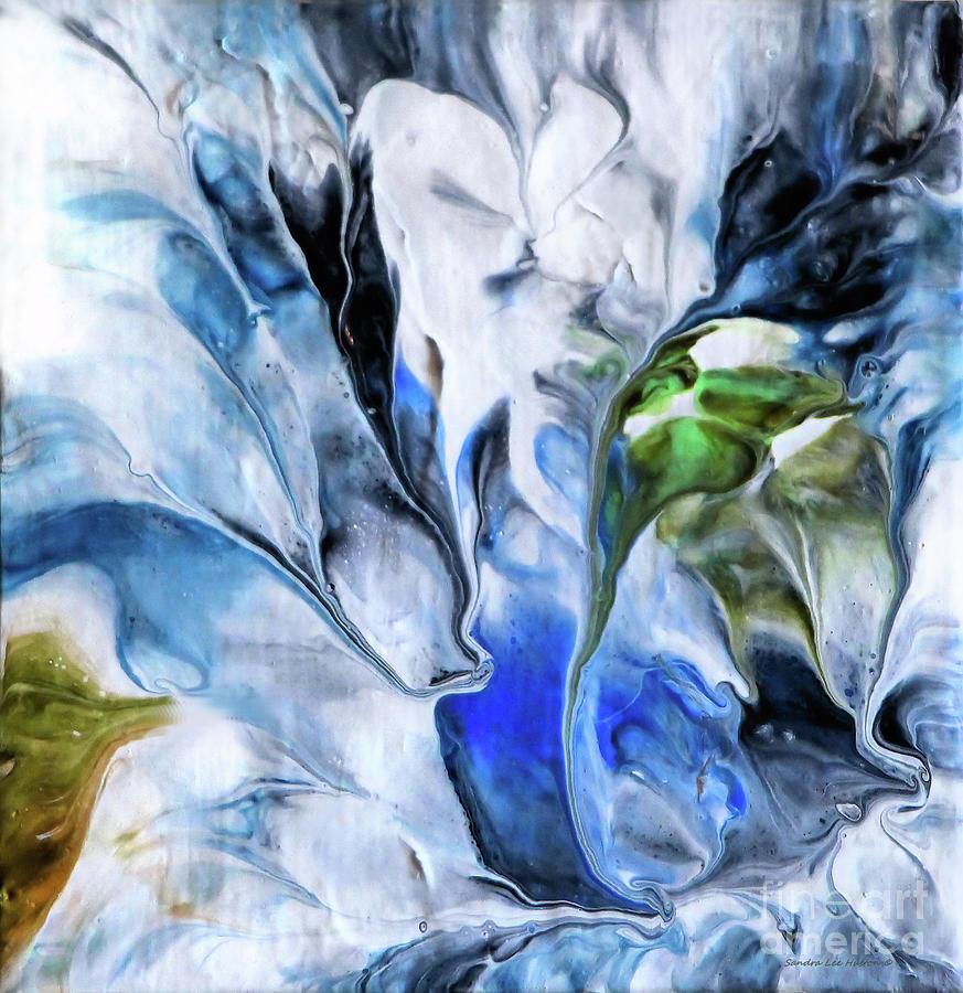 Underwater Explosion by Sandra Huston