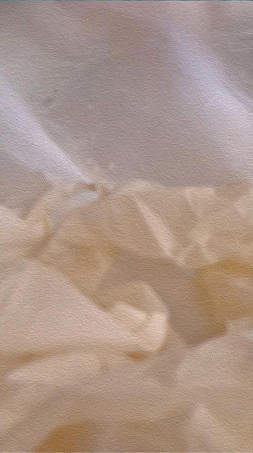 Underwater in Oil by Maria Reverberi
