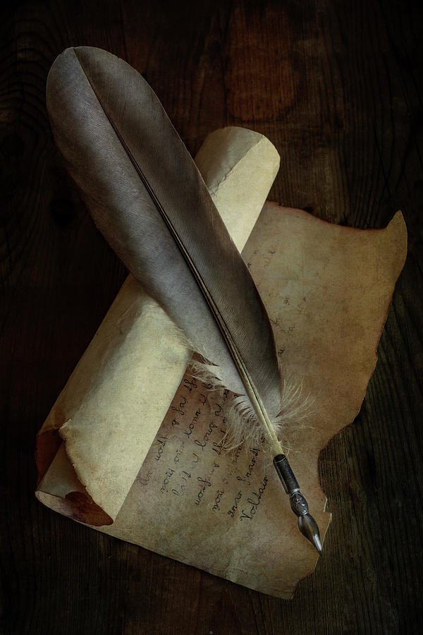 Unfinished letter by Jaroslaw Blaminsky