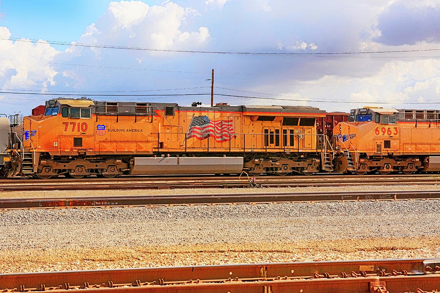 Union Pacific AC6000CW by Chris Smith