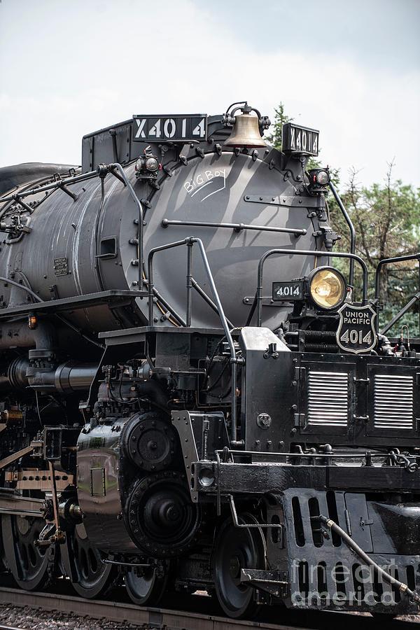 Union Pacific Photograph - Union Pacific Big Boy - 11 by David Bearden