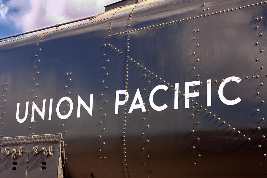 Union Pacific by Chris Smith