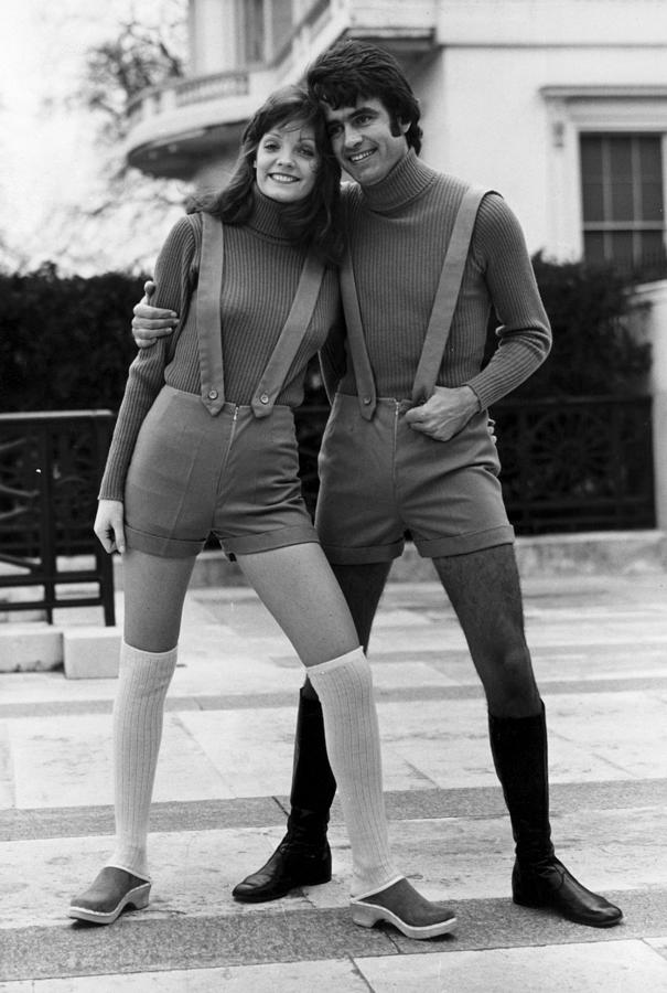 Unisex Hot Pants Photograph by Mike Lawn