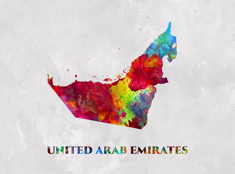 United Arab Emirates, Map, Artist Singh on morocco map, sudan map, qatar map, emirates map, syria map, iraq map, yemen map, turkey map, israel map, maldives map, western sahara map, east timor map, philippines map, kabul map, cyprus map, united college map, sri lanka map, baghdad map, bahrain map, lebanon map,