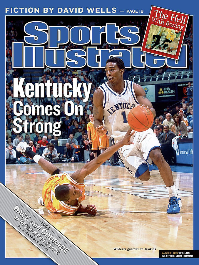 University Of Kentucky Comes On Strong Sports Illustrated Cover Photograph by Sports Illustrated