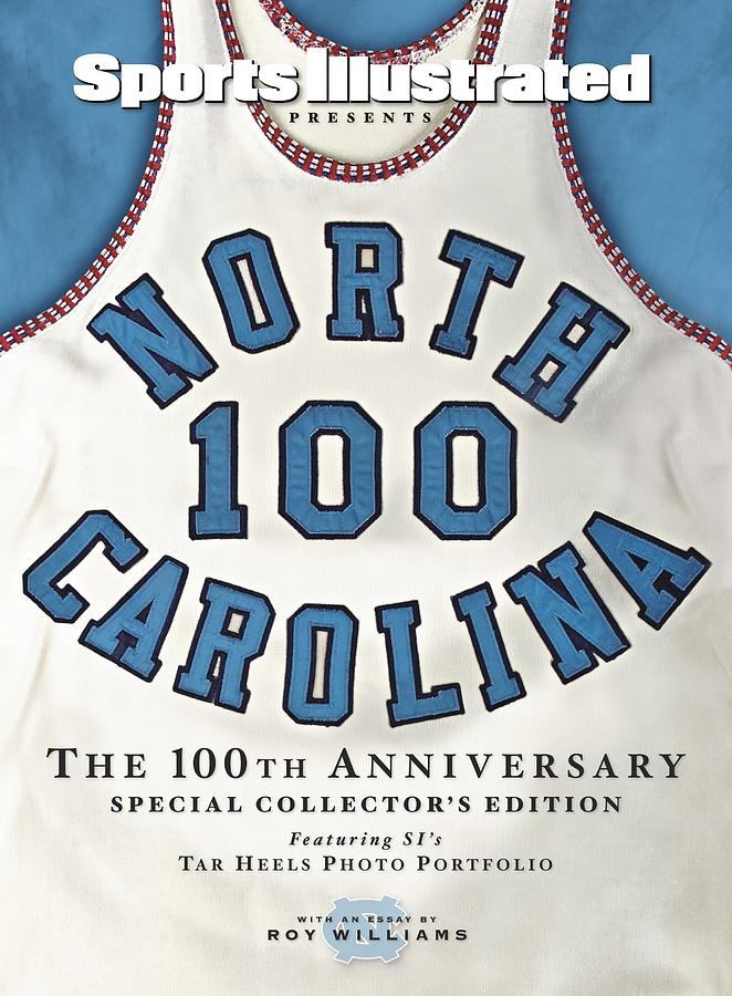 University Of North Carolina Basketball Memorabilia Sports Illustrated Cover Photograph by Sports Illustrated