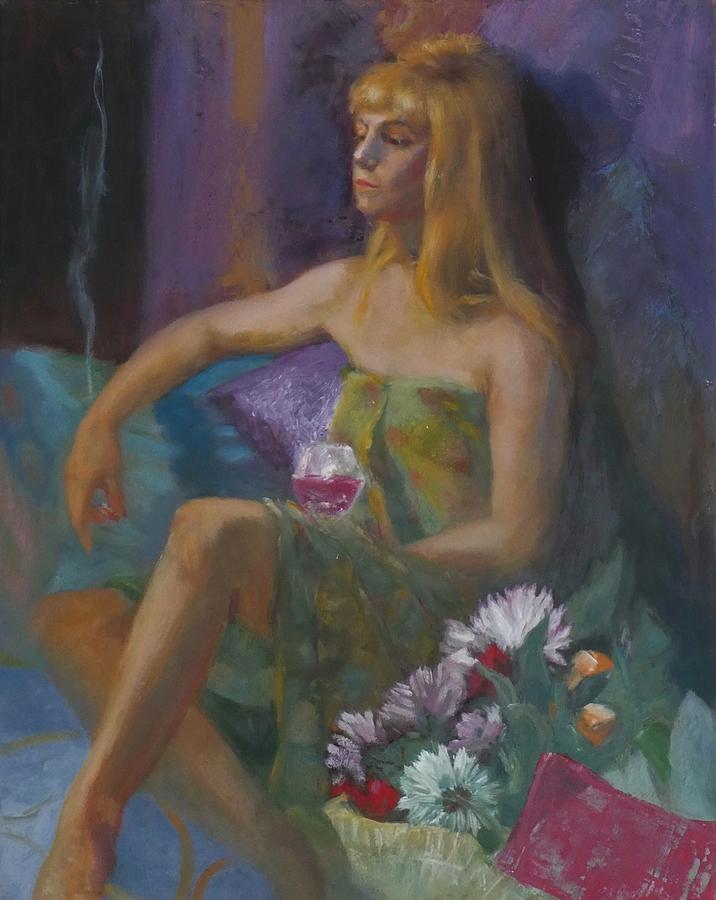 Unloved Flowers by Irena Jablonski