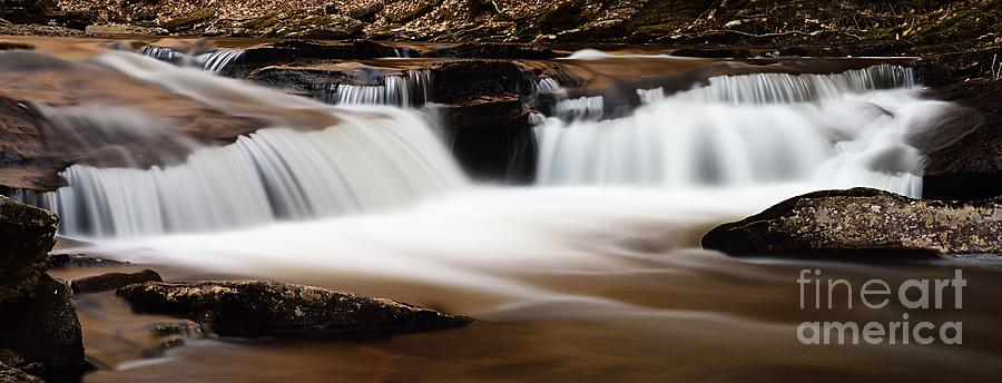 Unnamed Cascade by Larry Ricker