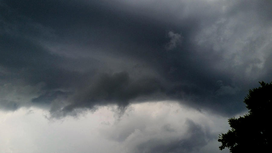 Unsettled Scud Photograph