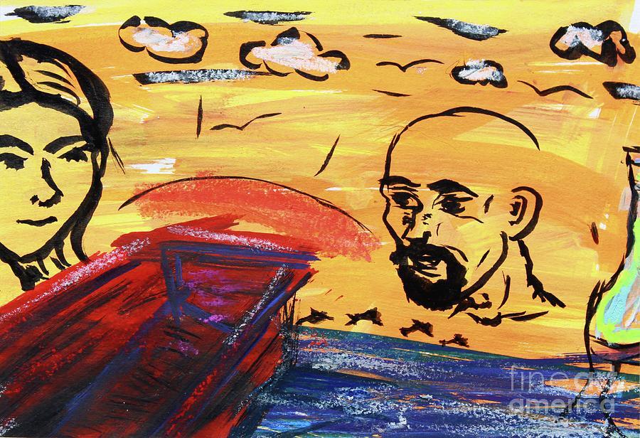 Untitled Dream II by Odalo Wasikhongo